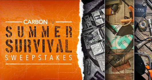 Enter the Summer Survival Sweepstakes