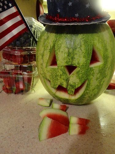 mr watermelon head