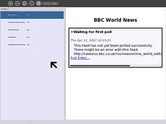 OLPC News reader