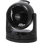 IRIS Oscillating Table Fan - Black