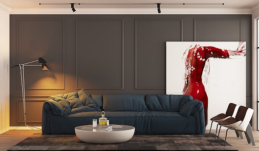 How To Tastefully Use Art To Amplify The Ambience Of Your Rooms