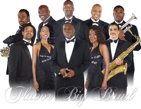 Flavor Big Band   Southeastern Attractions   Georgia