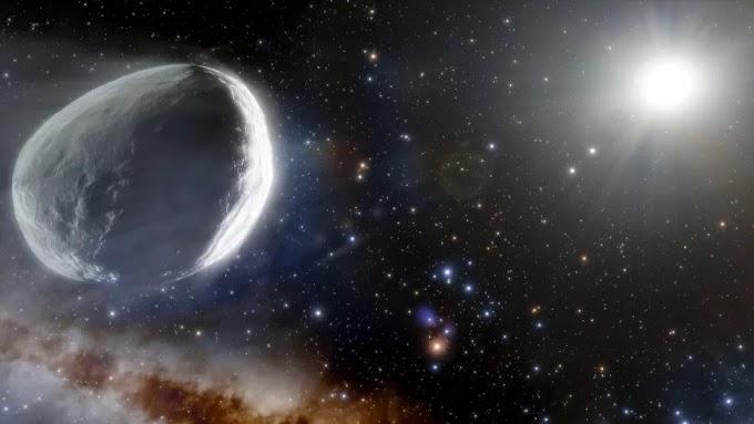 Após um hiato de 3,5 milhões de anos, o maior cometa já descoberto está indo em nossa direção.