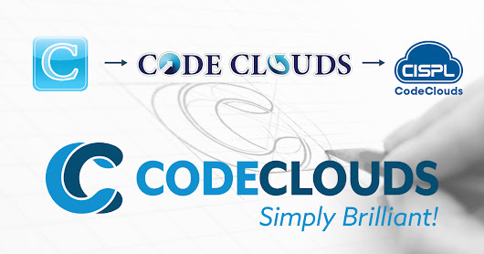CodeClouds' New Logo