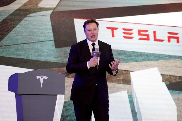 Tesla acciones se disparan después de la presentación de informes big beat en el segundo trimestre de entregas