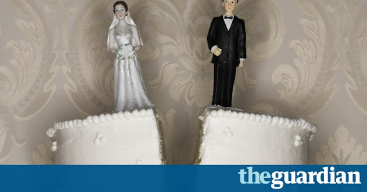 Divorce should be separate from money battles, says top judge | Life and style | The Guardian