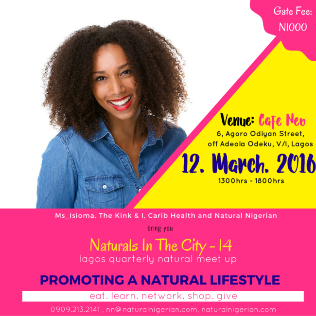 Lagos Natural Meet Uo