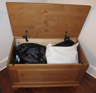 como organizar bolsos