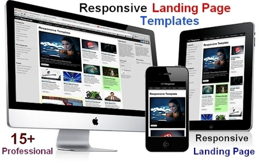 15+ Professional Responsive Landing Page Templates | Premium WordPress Website Blogging Themes