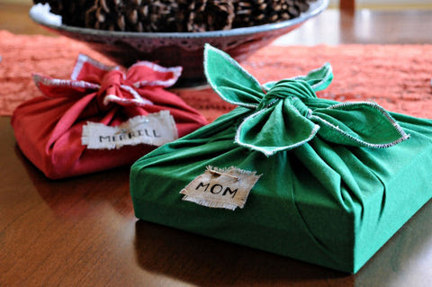 Eco Friendly Gift Wrapping Ideas By Rachel Lum