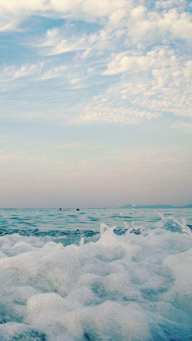 Ocean iPhone Wallpapers - WallpaperSafari