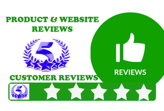 I will write outstanding reviews for your website and products