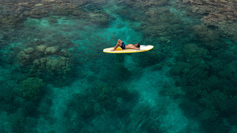 Fiji: Taking in the tropical waters