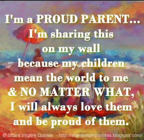 I Am A Proud Parent Pictures Photos And Images For Facebook