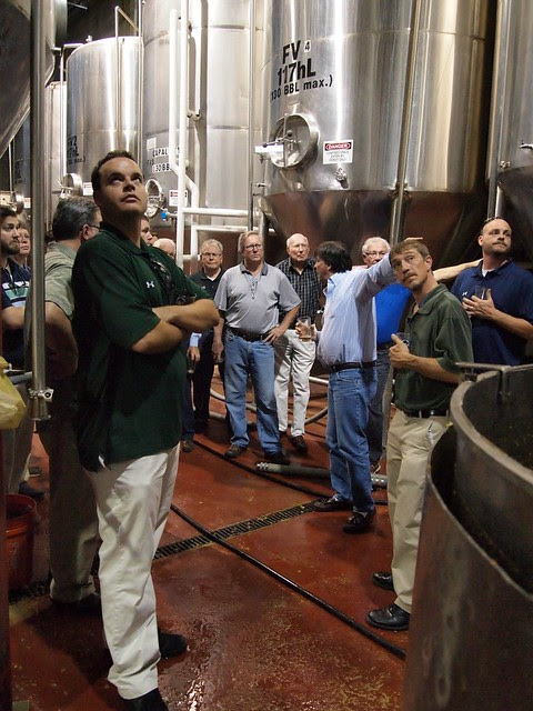 Sisson describes brewery to Select Wines (01)