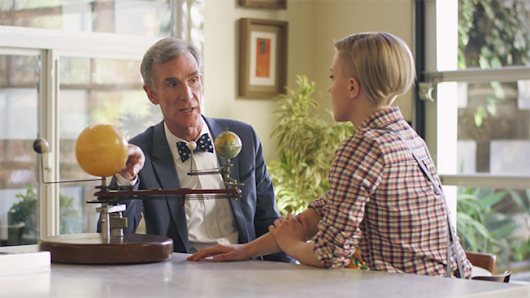 Barilla Combines Science and Fashion in New Web Series With Bill Nye and Rachel Zoe