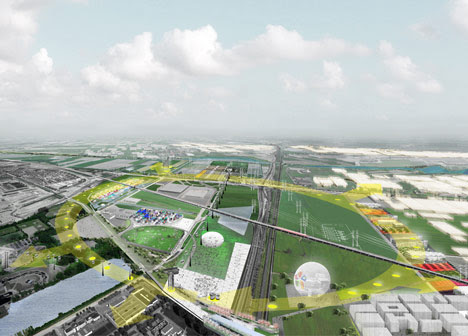 Floriade 2022 by OMA