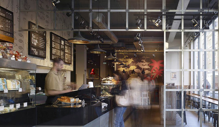 fast food » Retail Design Blog