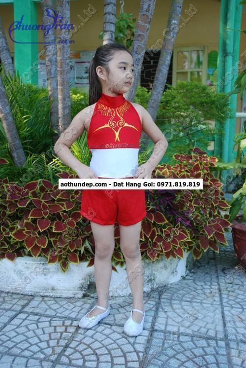 trang phục nhảy aerobic
