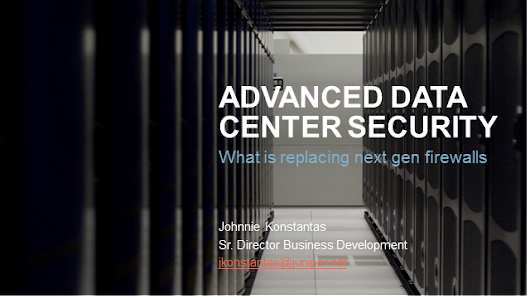 Advanced Data Center Security and What Is Replacing Next Generation Firewalls