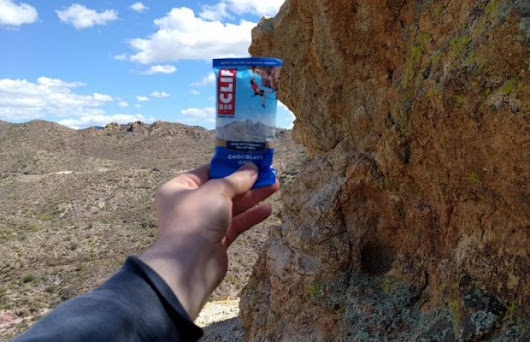 Guy Finds Cliff from the Clif Bar - Unshootables