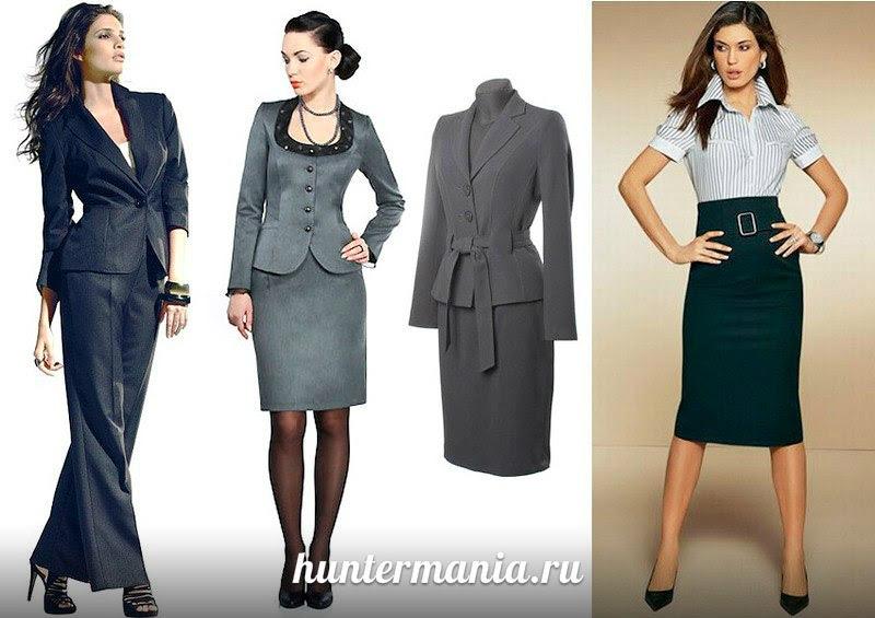 Cтильный дресс-код - офисные платья и не только