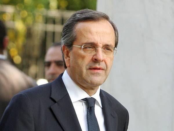 Με ισχυαλγία στο κρεβάτι ο πρωθυπουργός Αντ. Σαμαράς