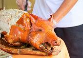 豚の丸焼き ストックフォトとイラスト ロイヤリティフリーイメージ