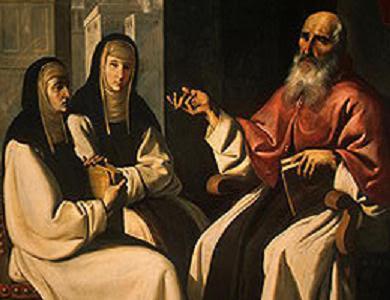 Sainte Pudentienne. Vierge à Rome († 160)