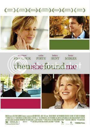 Them she found me