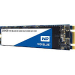WDS250G2B0B - Western Digital 250GB Blue 3D NAND SATA III M.2 2280 Internal SSD