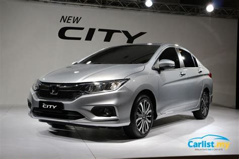 honda city facelift previewed  malaysia vsa