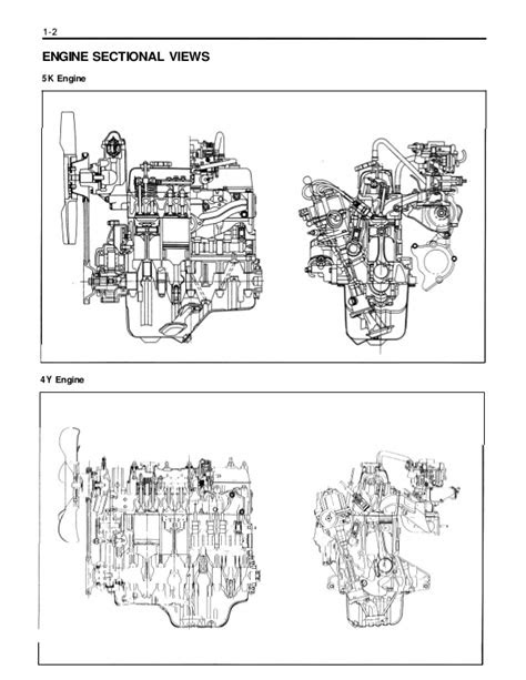 Toyota 60-6FD20 Forklift Service Repair Manual