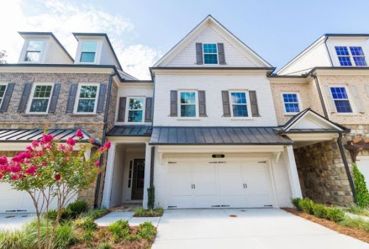 Edward Andrews New Townhome Community Havenridge | North Atlanta Homes-Real Estate-Georgia MLS