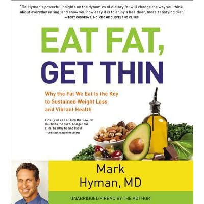 a review of Eat Fat, Get Thin