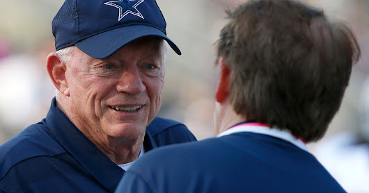 Jerry Jones: It's not time to hit panic button; no plans to have Jason Garrett call plays