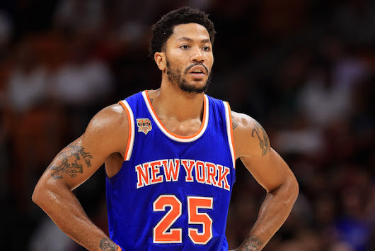 Report: The Knicks & Timberwolves Have Discussed a Trade for Derrick Rose