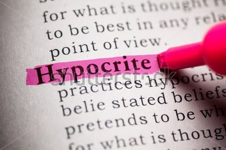 Thirteen Signs You Might Be a Hypocrite - Victory Girls Blog