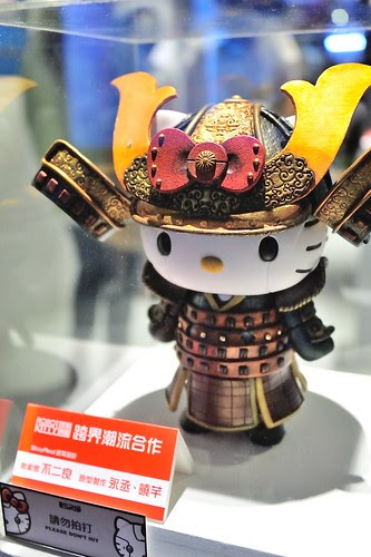 ROBOT KITTY未來樂園 跨界潮流合作-永丞、曉芊
