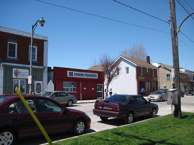 Minor Fisheries - Port Colborne - Ontario - 5 May 2011 - NiagaraWatch.com