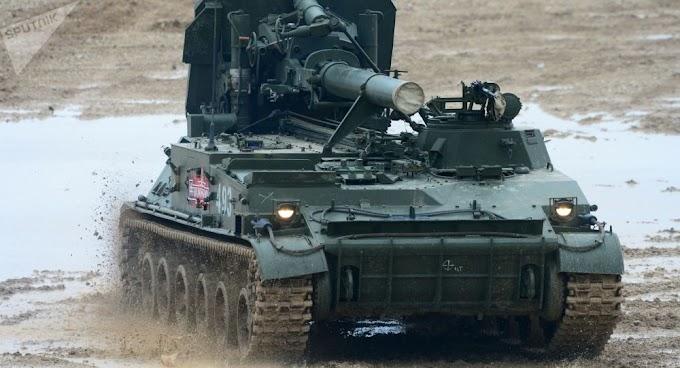 Poderosas e esmagadoras: como funcionam as armas mais simples e letais da Rússia?
