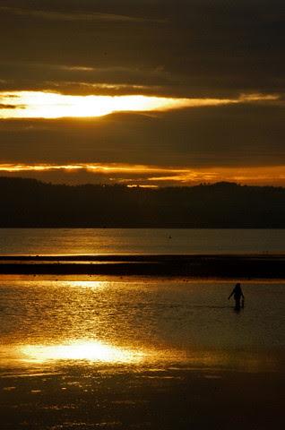 Baclayon sunset