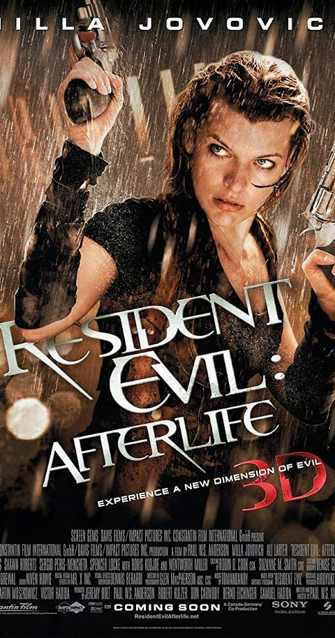 Resident Evil: Afterlife (2010) 480p 720p 1080p BluRay Dual Audio (Hindi+English) Full Movie