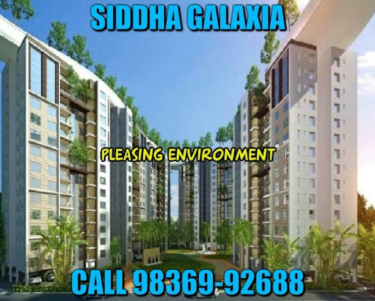 Siddha Galaxia Special Offer- Gorgeous City Of Kolkata Assignments