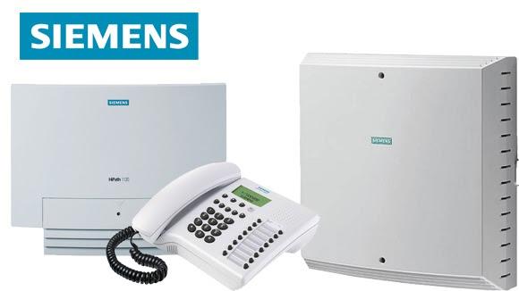 Tổng đài điện thoại Siemens - đổi mới tích hợp tương lai