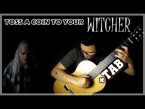 The Witcher - Toss a Coin to Your Witcher - Guitar Tab