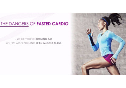 FASTED CARDIO SUCKS & CAUSES MUSCLE LOSS