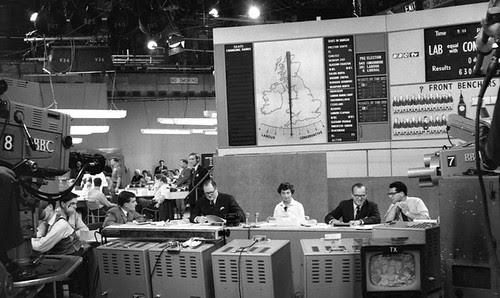 BBC Swingometer 1959