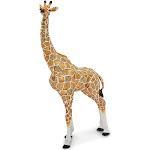 Bejeweled Large Giraffe Trinket Box with Charm Pendant - BJ2142
