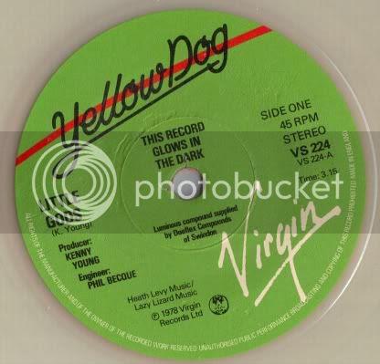 Yellow Dog - Little Gods